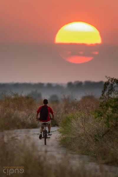 Johnnie Biker. Keep biking.
