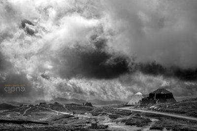 Bucegi is a mountain best served cloudy
