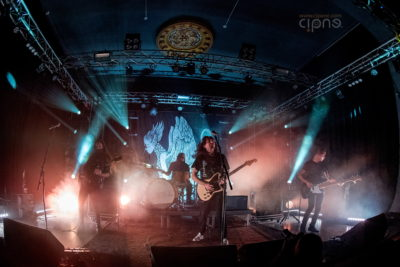 Alcest - 25 februarie 2020 - Club Quantic, București