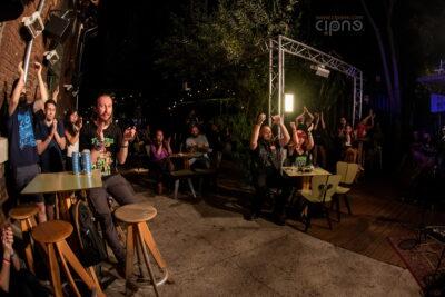 RoadkillSoda, lansare 'Sagrada' - 25 august 2020 - Expirat Halele Carol, București