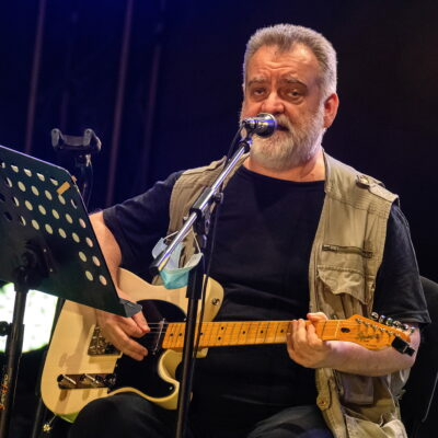 Alexandru Andrieș 'Greu de pensionat' @ Amfiteatrul 'Mihai Eminescu'