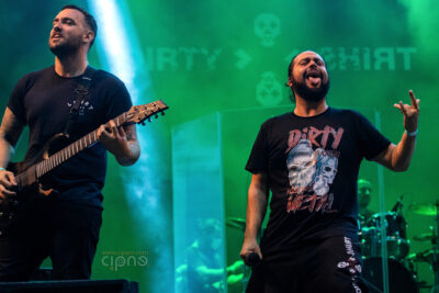 Dirty Shirt '25 Dirty Years - Pandemic Special' - 25 septembrie 2020 - Arenele Romane, București